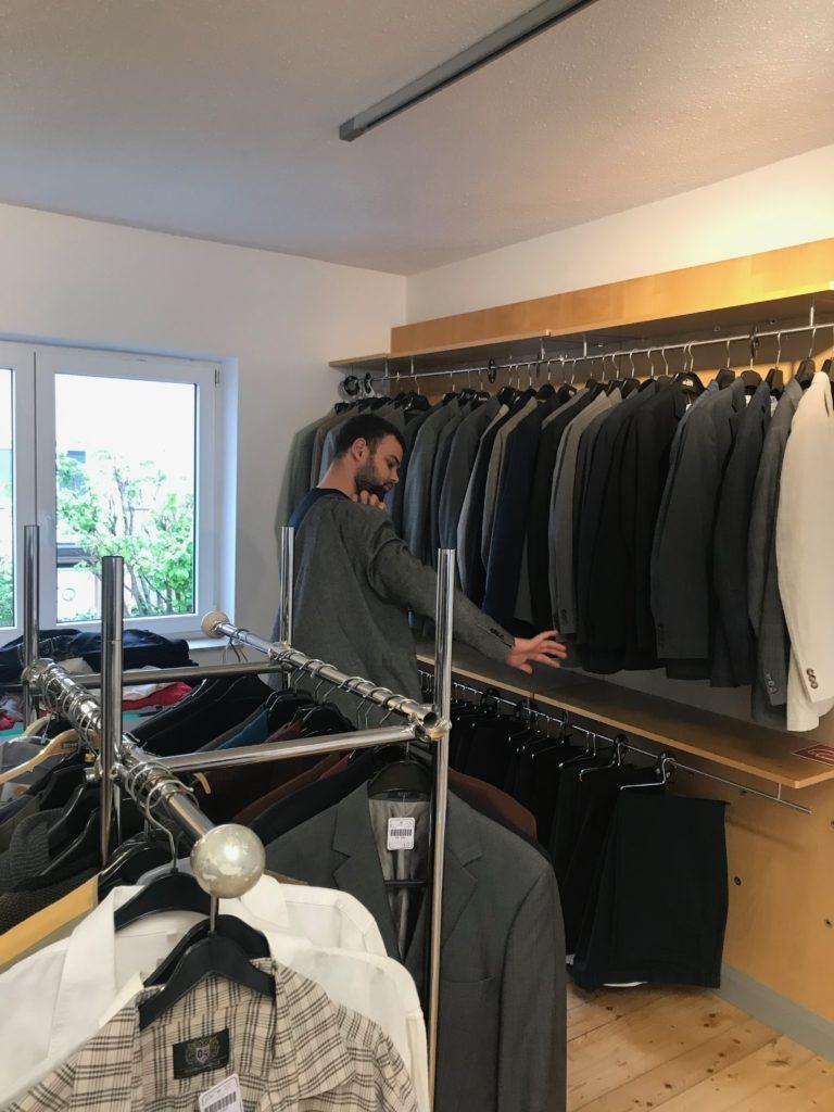 BRK Kleiderladen Fürstenfeldbruck